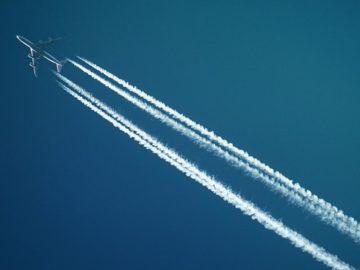 Flugreise und Druck auf den Ohren