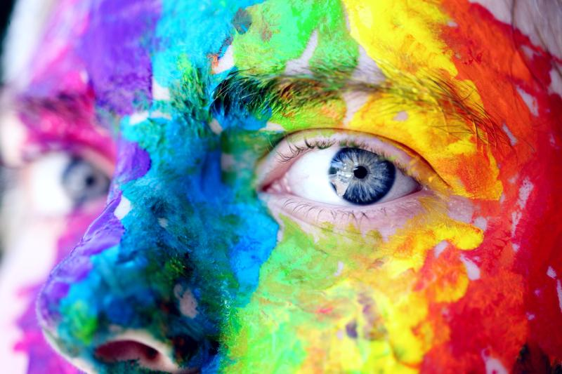Color Blocking Tipps und Tricks