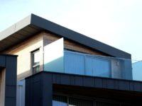 Wohnung im Dach