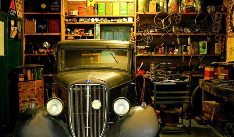 Mehr Platz in der Garage